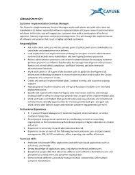 Customer Service Job Description For Resume Ideas Of Customer Service Job Responsibilities For Resume Unique 14