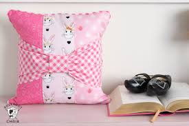 Pillow Sewing Patterns Fascinating Bow Tie Pillow Sewing Pattern The Polka Dot Chair