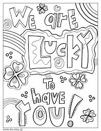 Teacher Appreciation Week Printables Classroom Doodles