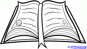 how to draw a spellbook step 5