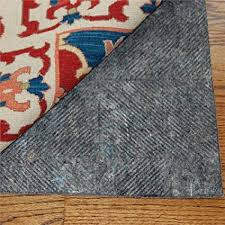 astounding rubber rug pad on com 5 x8 durahold plus tm felt and for hard