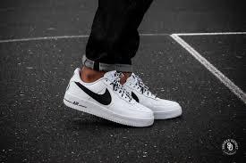 nike air force 1 white. Nike Air Force 1 \u002707 LV8 NBA Pack White/Black Sneakers Bestellen Voor Heren   Sneaker District White 2