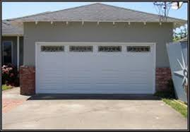 image of how to replace garage door window inserts