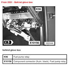 bmw e39 fuel pump relay locations tech bentley publishers support additional models