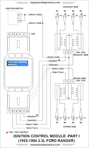 ford ignition module diagram example electrical wiring diagram \u2022 1981 Ford F-150 Ignition Wiring Diagram Schematic at 1992 Ford F150 Ignition Modula Wiring Diagram