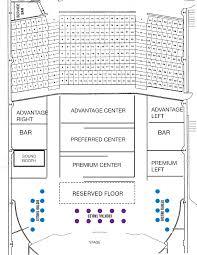 Codding Theatre Seating Chart