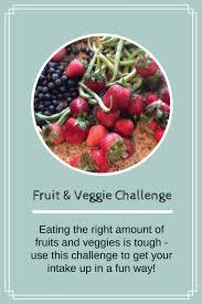 Very Good Must Use For Challenge Fruit Veggie Challenge