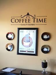 Kitchen Curtains Coffee Theme Coffee Themed Kitchen Decor Ideas Homestylediarycom