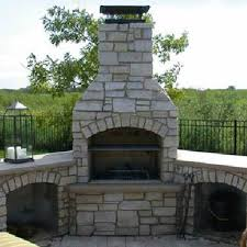 outdoor fireplace chimney cap photo 1