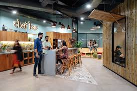 airbnb office. Airbnb\u0027s New Gurgaon Office: The Journey Behind Transforming A Warehouse  Into An Innovative Office Space Airbnb