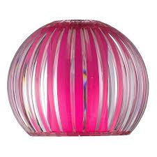 fuschia pink lamp shade home large hot pendant light shades