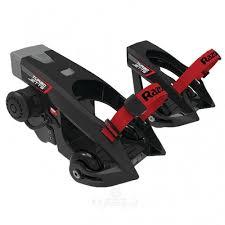 Razor Электро <b>ролики</b> на обувь <b>Razor Turbo Jetts</b>, черные 022205