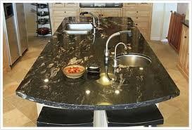 denver kitchen countertops titanium black 002