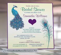 peacock invitations peacock bridal shower invitations peacock bridal shower invitations