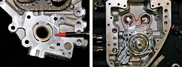 Twin Cam Engine - Chain Driven Cams And A Twisting Crank | Baggers