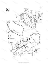 kawasaki atv 1994 oem parts diagram for engine cover(s) partzilla com Simple Wiring Diagrams at 1994 Klf400b Wiring Diagram