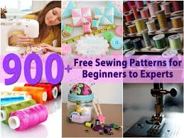 Free Sewing Patterns For Beginners Best 48 Free Sewing Patterns For Beginners To Experts DIY Crafts