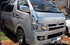 2007 Toyota Hiace Super GL Van For Sale in Gampaha #REF6687 | Motor.lk