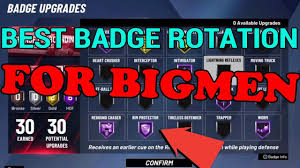 BEST CENTER BADGES IN NBA 2K20 - YouTube