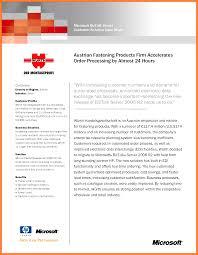 business profile blank format resume studio company template doc it
