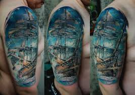 тату кораблей татуировки 33 фото