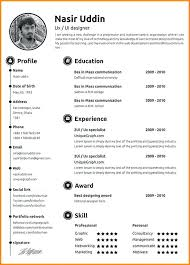 Free Resume Templates 2018 Best Best Cv Resume Template Best Of Free Cv Resume Template 28 Resume