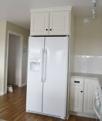 36 x 15 x 24 above fridge wall