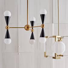 caracas six light chandelier modern lighting jonathan adler comet pendant light chandelier flying pig pendant light chandelier