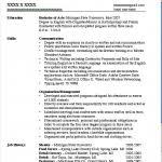 skills section on resume sample resume skills section skills section of resume examples