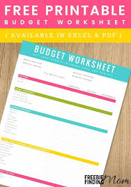 home budget worksheet excel – ereads.club