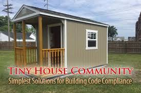 Small Picture Best Practices for Building a Tiny House Community Timber Trails