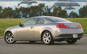 2003 Infiniti G35 - Information and photos - ZombieDrive
