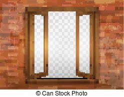 window sill clipart. Exellent Sill Wooden Window On The Windowsill Vector In Window Sill Clipart T