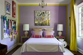 Purple And Yellow Bedroom Ideas Yellow Purple Room