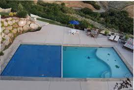 Inground pool Concrete Semi Inground Pool Kits Semi Inground Pool With Deep End Semi Inground Pool Reviews Backyard Design Ideas
