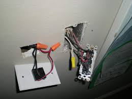wiring a whole house fan electricians is this ok or is it and here s the wires