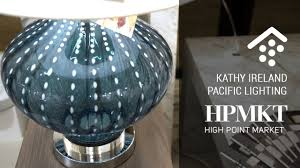 Pacific Lighting Standards Co Kathy Ireland Unveils New Collaboration With Pacific Lighting At Hpmtk18