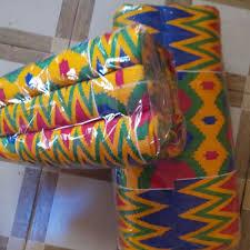 multi coloured kente cloth quality – Ahenfie Kente: Buy the Best