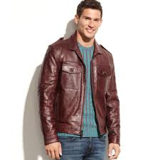gallery previously sold at macy s men s aviator jackets