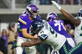 Depth Chart Seattle Seahawks 2018 2018 Nfl Week 14 Vikings At Seahawks Daily Norseman
