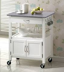 Granite Top Kitchen Island Cart neriumgbcom