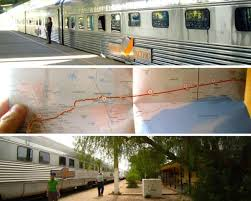 the indian pacific train from adelaide