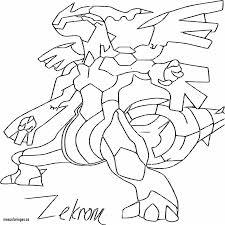 Imprimer Dessin Pokemon Legendaire