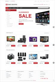 Free Online Template 9 Free Ecommerce Website Templates Free Premium Templates