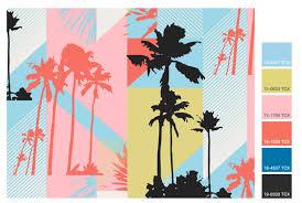 Graphic Design Colour Trends 2015 Stylesight Ss15 Graphics Impulse Spring Summer 2015