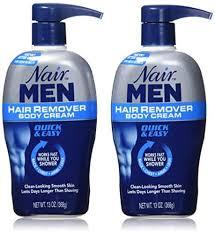 nair for men review body cream for