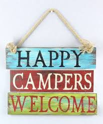 diy rustic camping signs decor and ideas 24