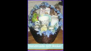 how to make a handmade diy simple gift basket how to ship a gift basket in the mail