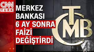 Merkez Bankası faiz kararını açıkladı! Kararın piyasalara etkisi ne olacak?  - YouTube