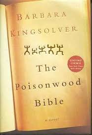 the poisonwood bible  poisonwood bible jpg author barbara kingsolver